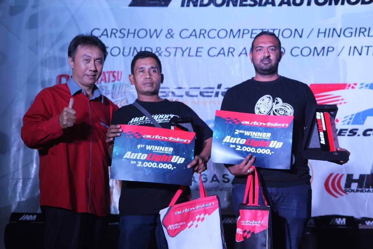 News Inilah Tampilan Sirion Pemenang Kontes Autovision AutoLightUp Seri Ke 3