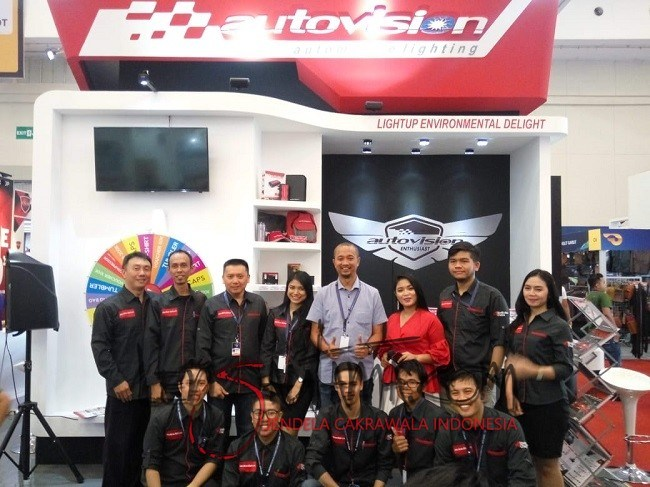 News Autovision Meraih Hasil Positif Pada GIIAS 2018