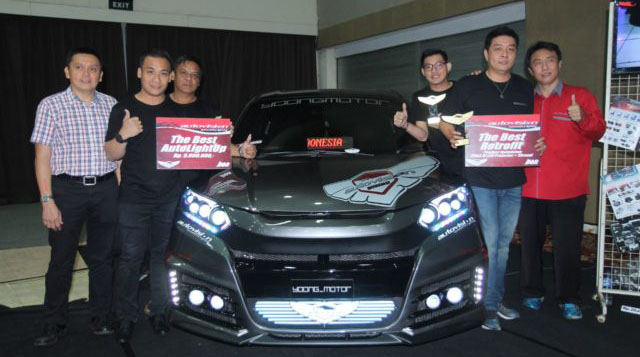 News Honda HRV Surabaya Menjadi Pemenang Final Battle Autovision 2017